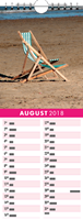 Picture of Kitchen Calendar K06 Hot Pink