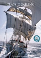 Picture of Classic Sailing 2019 A4 Calendar