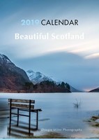 Picture of Beautiful Scotland 2019 A4 Calendar