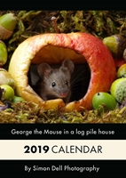 Picture of George the Mouse 2019 A4 Calendar