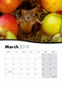 Picture of George the Mouse 2019 A3 Calendar
