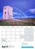 Picture of Beautiful Ireland 2019 A5 Desk Calendar