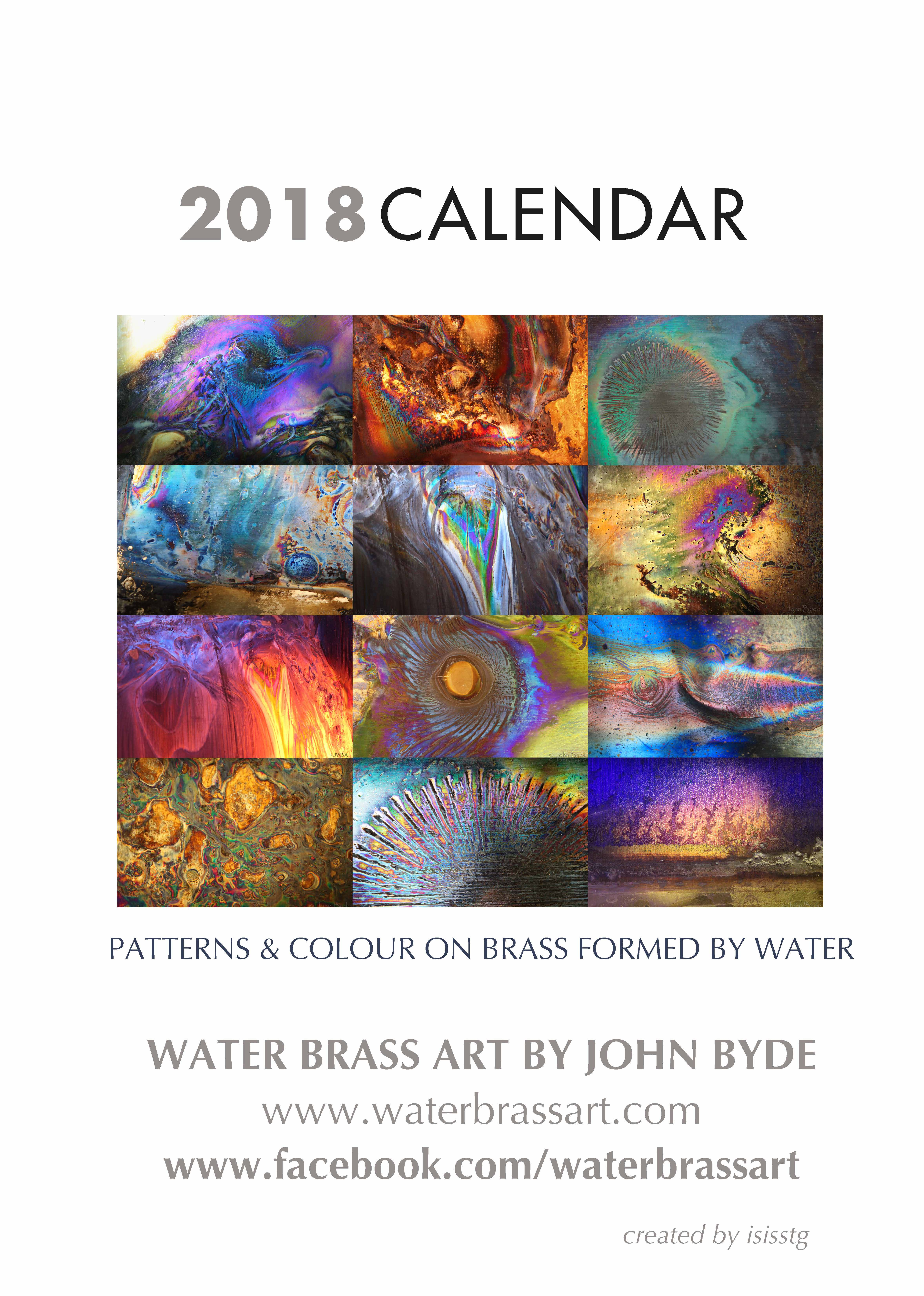 Picture of Water Brass Art by John Byde 2019