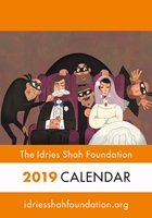 Picture of The Idries Shah Foundation 2019 A5 Desk Calendar