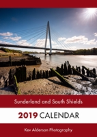 Picture of Sunderland & South Shields 2019 A5 Desk Calendar