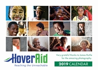Picture of Hoveraid 2019 A5 Desk Calendar