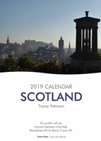 Picture of Scotland 2019 A5 Desk Calendar