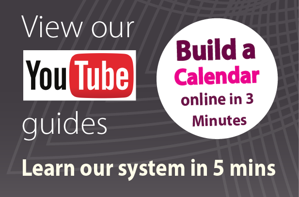 Visit Our Calendar Printing You Tube Channel